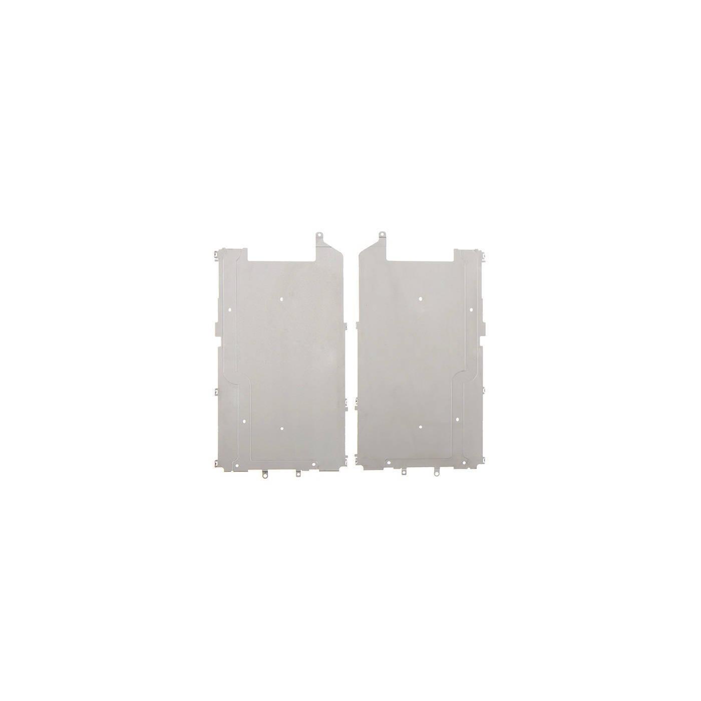 Telaio supporto posteriore display in metallo per Iphone 6 Plus metal plate LCD