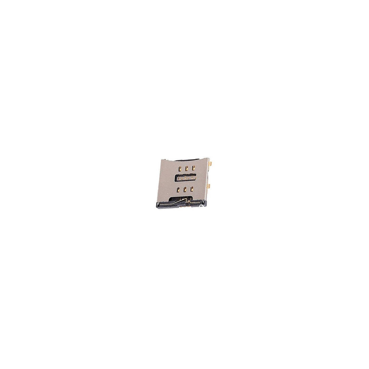 Connettore sim card per Iphone 6 Plus lettore nano SIM Card Reader