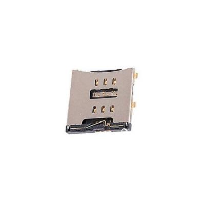 Connettore Sim Card Per Iphone 6 Plus Lettore Nano Sim Card Reader Contact