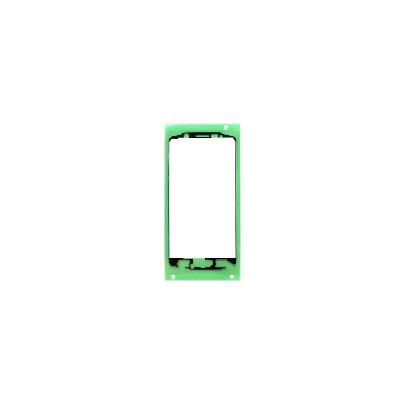 Biadesivo per vetro Samsung Galaxy S6 touch screen display