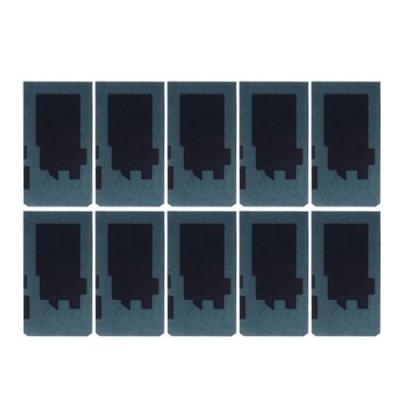 ADESIVO RETRO LCD SAMSUNG GALAXY S4 MINI I9190 STICKER COLLA FRAME POSTERIORE
