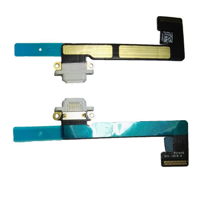 Conector de carga blanco flex plano para Apple iPad Mini 3 dock