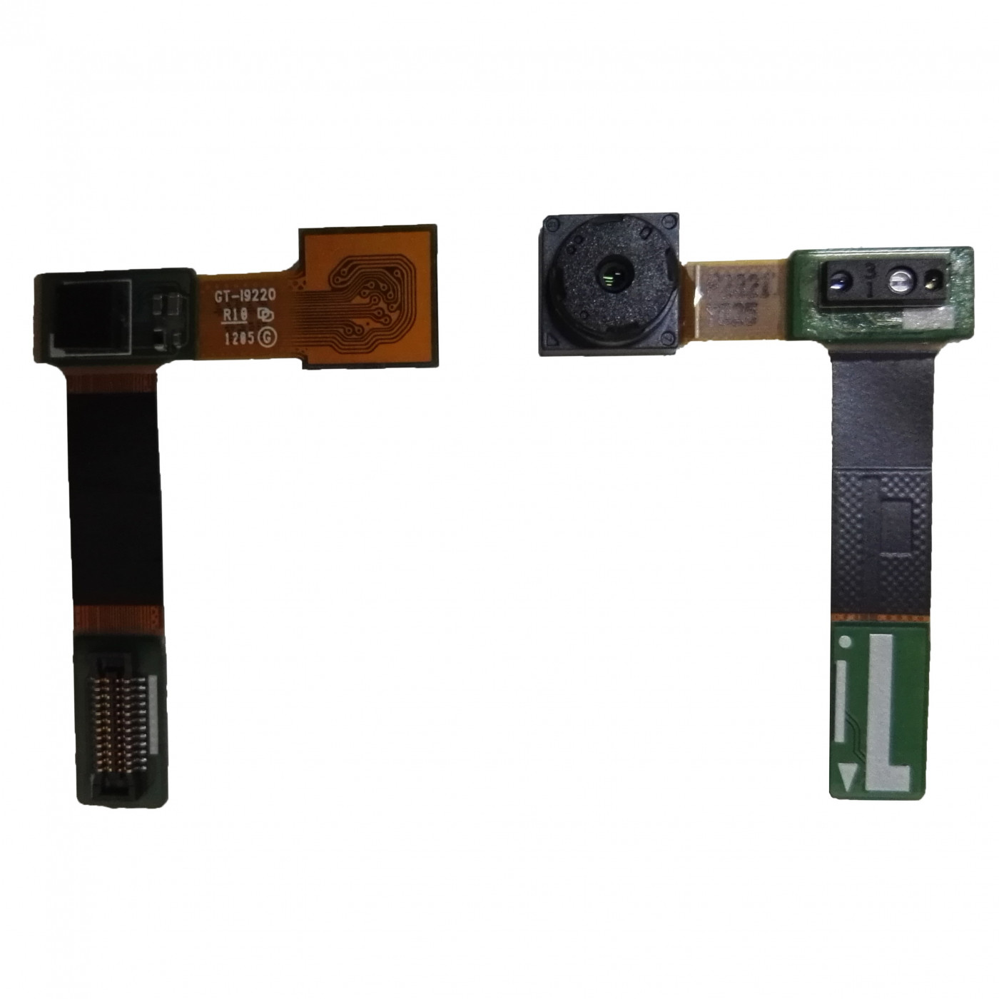 Camera front camera for Samsung Galaxy Note N7000 front flat flex