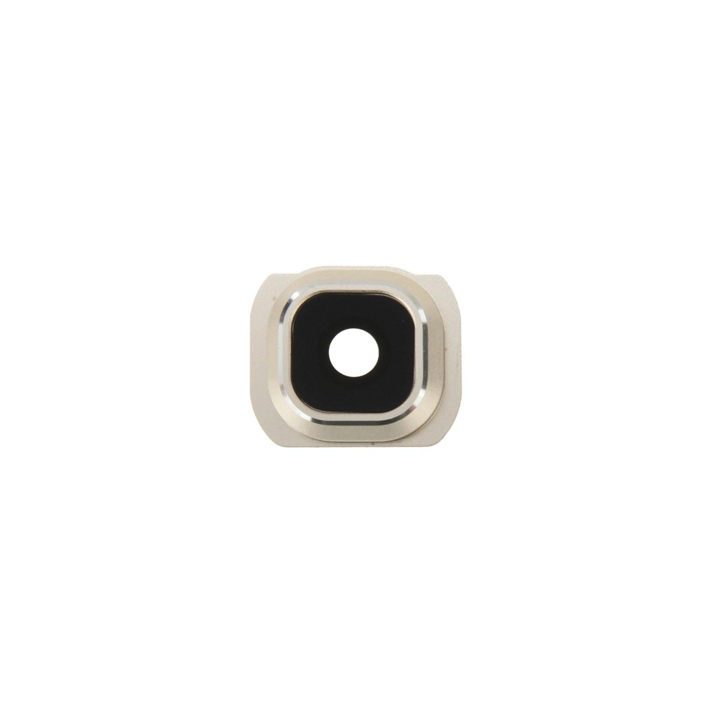Lente fotocamera Camera Lens + Frame Holder Samsung Galaxy S6 gold