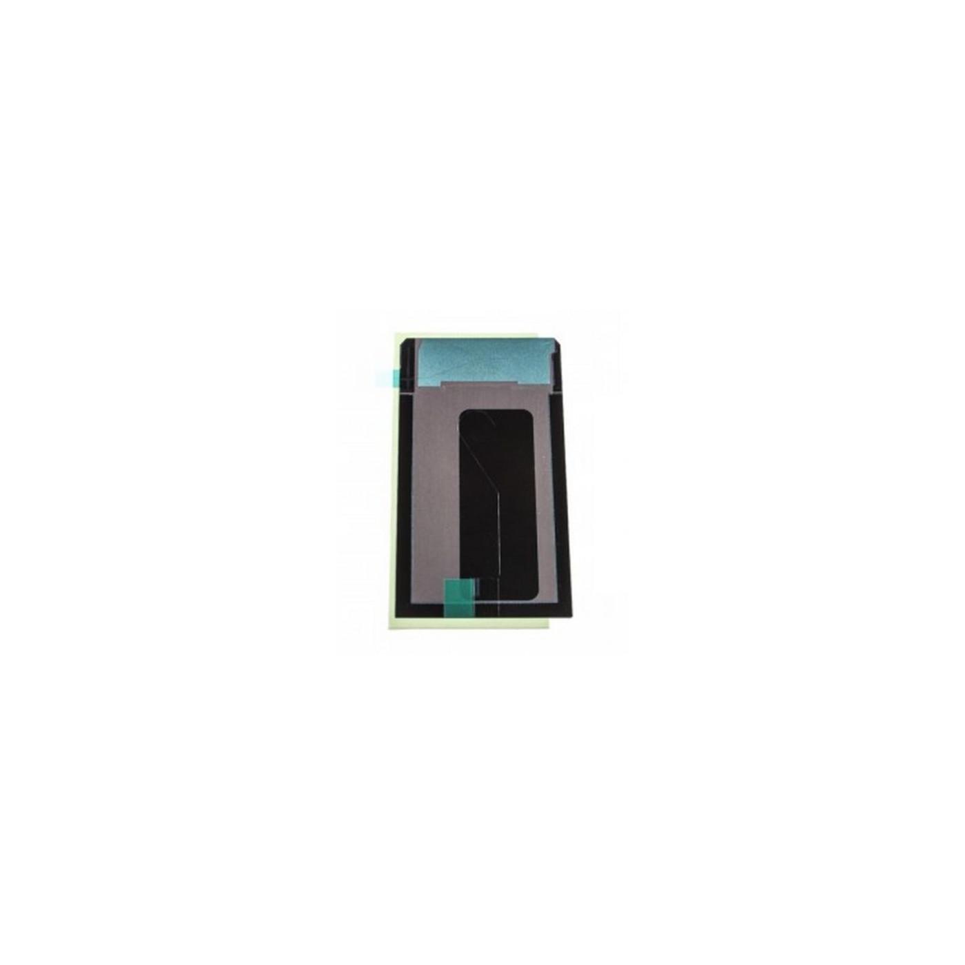 ADESIVO RETRO LCD SAMSUNG Galaxy S6 STICKER COLLA FRAME POSTERIORE