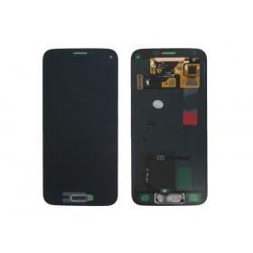 Pantalla táctil lcd pantalla samsung S5 mini negro G800F original GH97-16147A