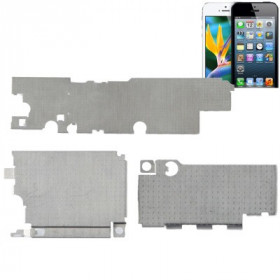 SET COVER METAL COVER MADRE JUNTA IPHONE LOGIC 5