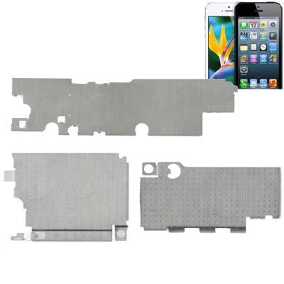 Set Cover Copertura In Metallo Scheda Madre Logica Per Iphone 5