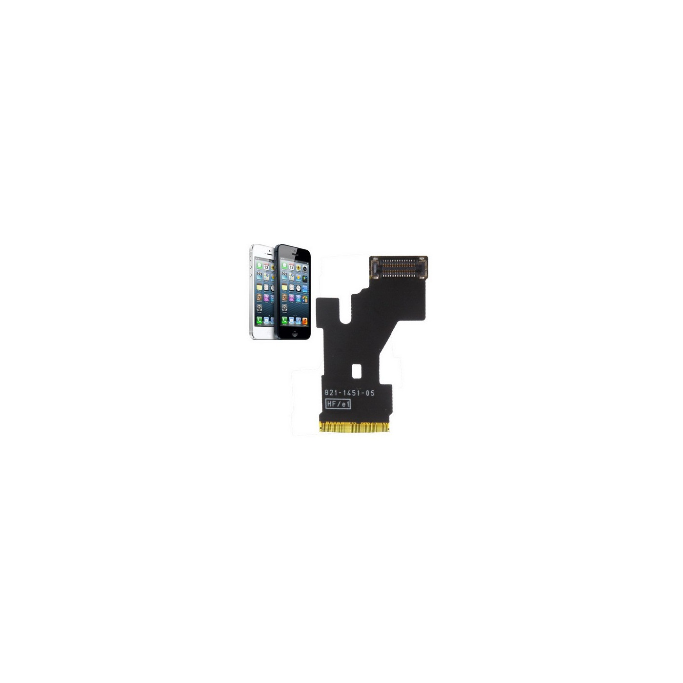 LCD FLEX CABLE FOR IPHONE 5 SCREEN TOUCH SCREEN SPARE