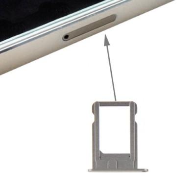 Soporte Sim Para Iphone 5S Gris