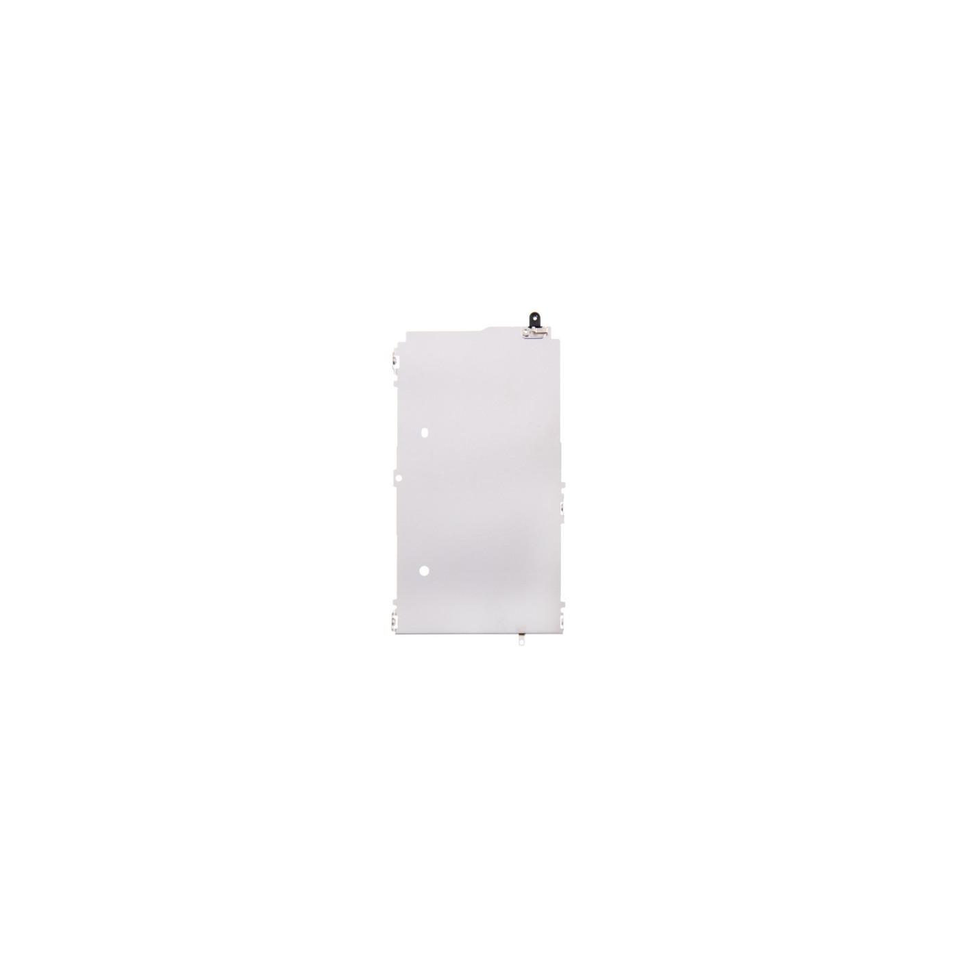 Support métallique arrière en métal d'affichage pour plaque métallique Iphone 5s retour lcd