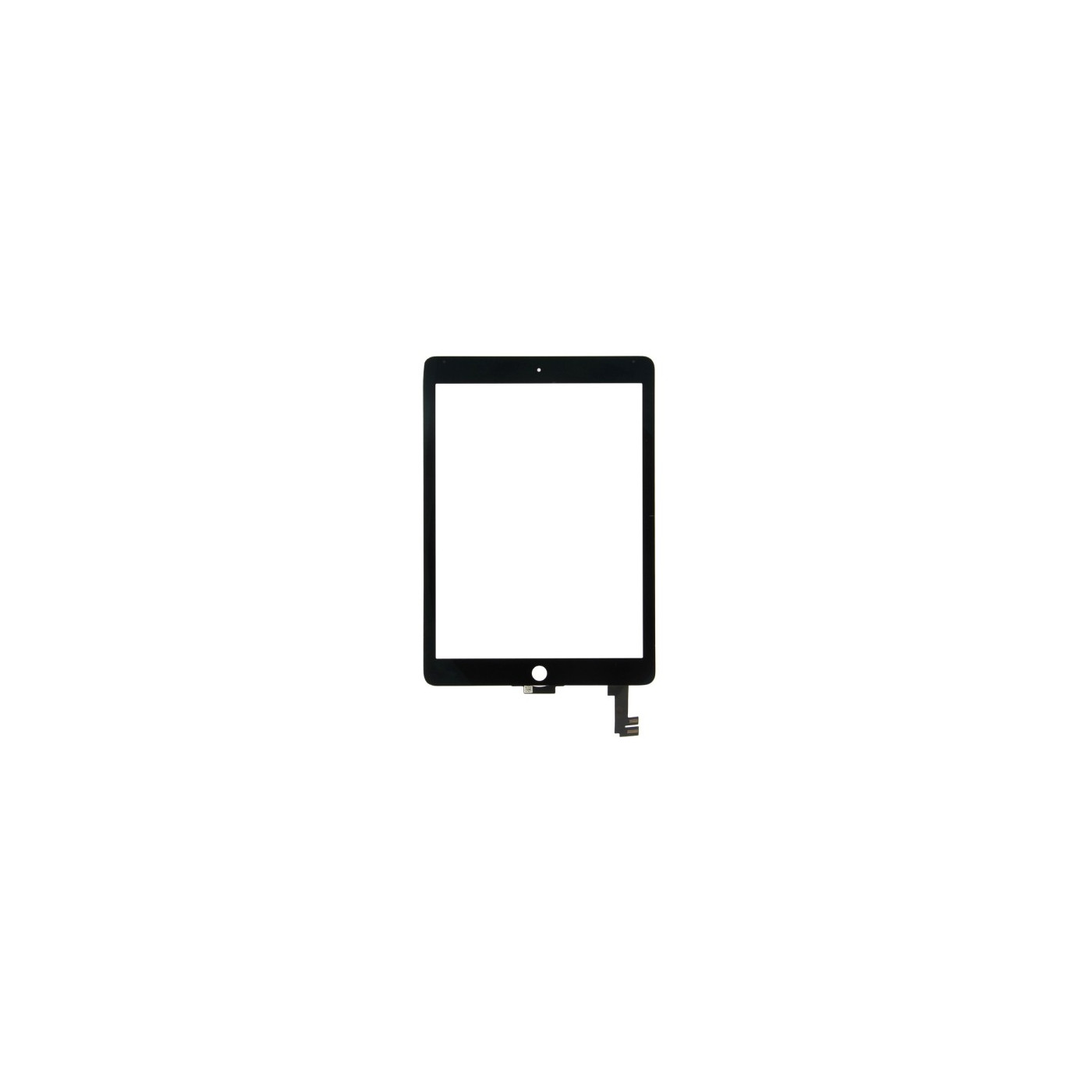 Touchscreen für Apple iPad Air 2 - iPad 6 schwarzer Glasscheibe