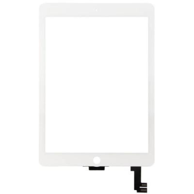 Pantalla táctil para Apple iPad Air 2: pantalla de cristal blanca del iPad 6