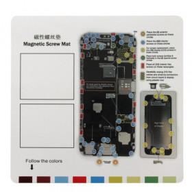 Magnetic belt for iPhone 6 Plus repair tools 26 cm x 25 cm pad