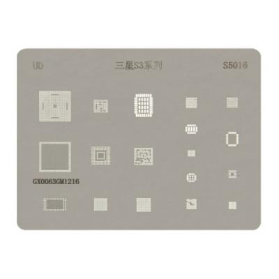 Mobile Phone Rework Samsung Per Galaxy S3 Repair Bga Reballing Stencils