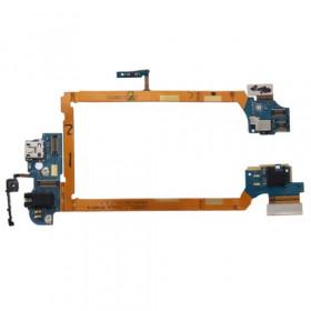 Flat flex connettore di ricarica usb per LG G2 D802 carica dati dock usb