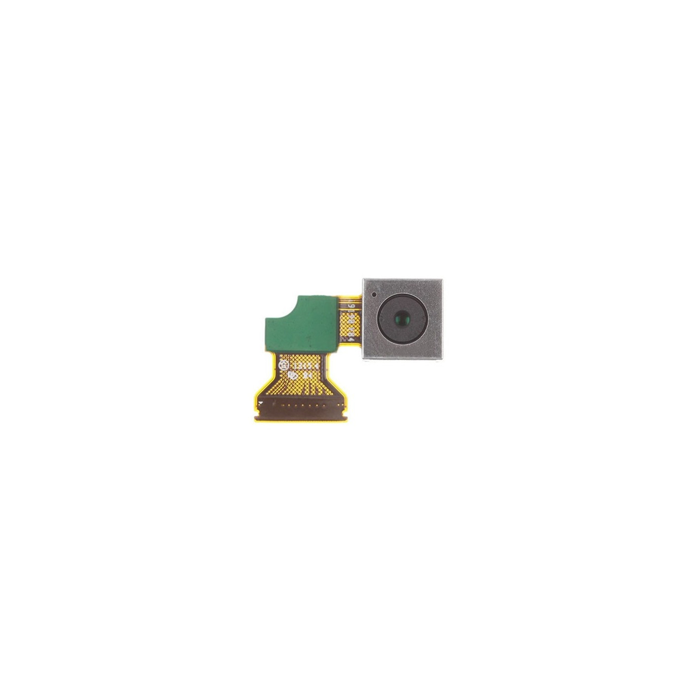 Appareil photo arrière plat flex caméra arrière pour Galaxy S4 mini i9190 i9195