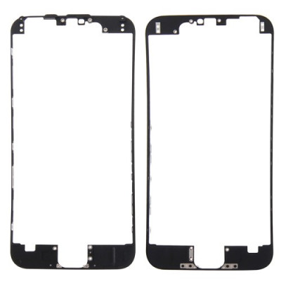 Cornice Digitizer Frame Lcd Per Iphone 6S Nero