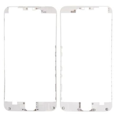 Cornice Digitizer Frame Lcd Per Iphone 6S Plus Bianco