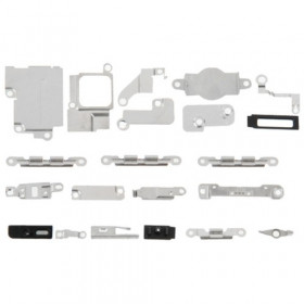 SET 21 IN 1 STAFFE PLACCHE METALLICHE PER IPHONE 5 SCHEDA MADRE DISPLAY COVER