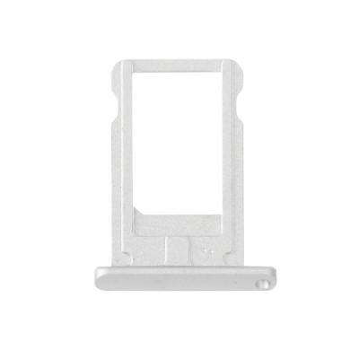 Slitta porta sim card per iPad mini 3 Silver carrello ricambio