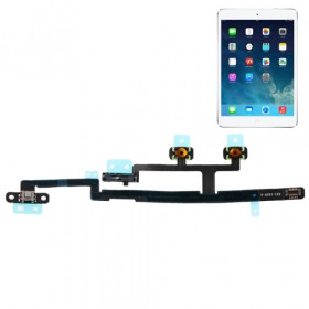 Power button Button for Apple iPad Air flat flex on off parts