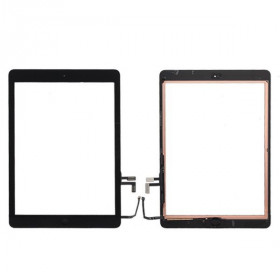 Touch screen for apple ipad 3g wifi air black glass screen installed sticker +