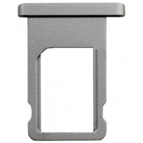 Sleigh sim card port for iPad Air - iPad 5 Gray cart parts