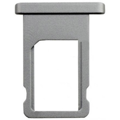 Slitta Porta Sim Card Per Ipad Air - Ipad 5 Grey Carrello Ricambio