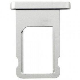 Sleigh sim card port for iPad Air - iPad 5 Silver cart parts