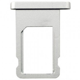 Sleigh sim card port for iPad Air - iPad 5 Silver cart parts