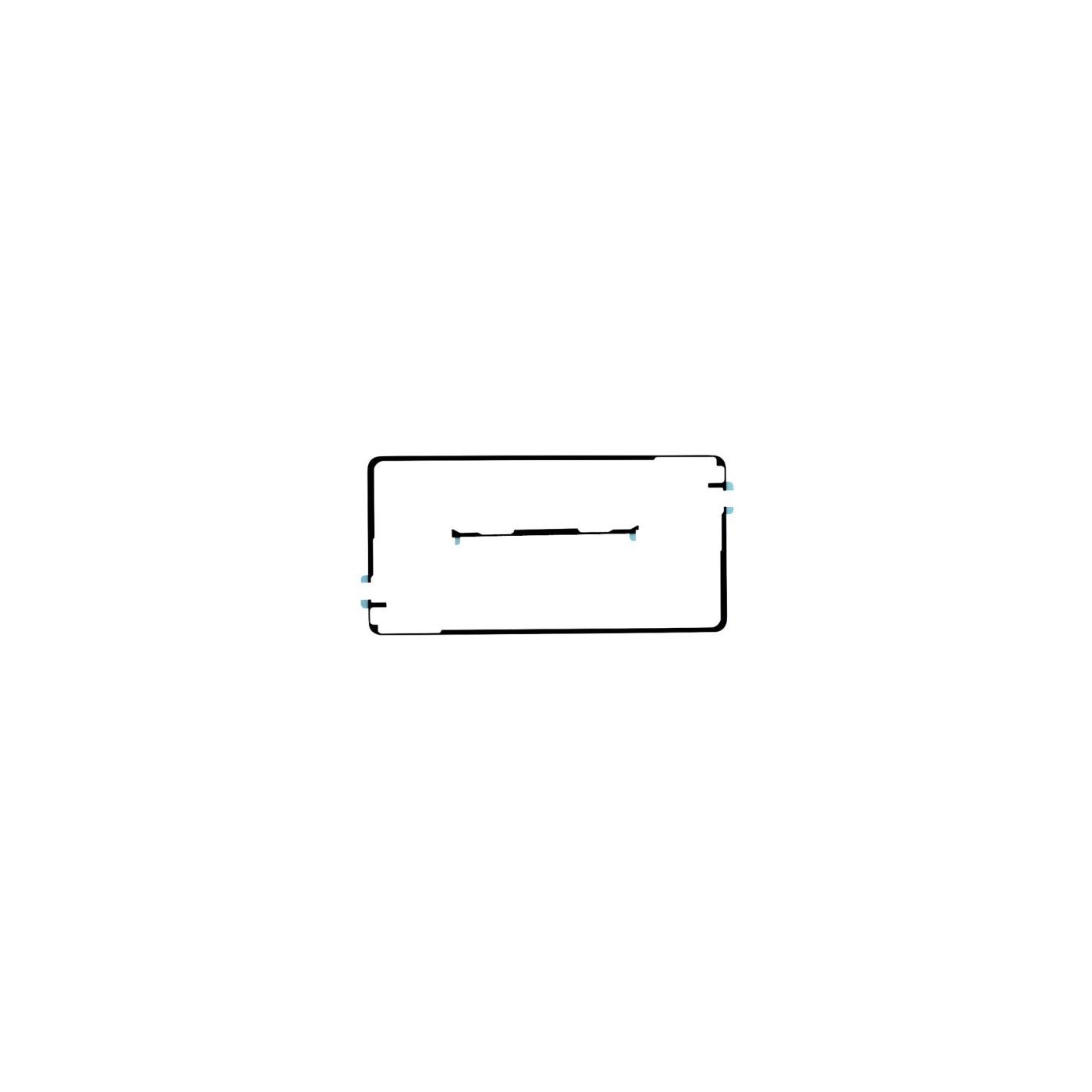 Pegatina de cristal de pantalla táctil para iPad Air 2: adhesivo de doble cara para iPad 6