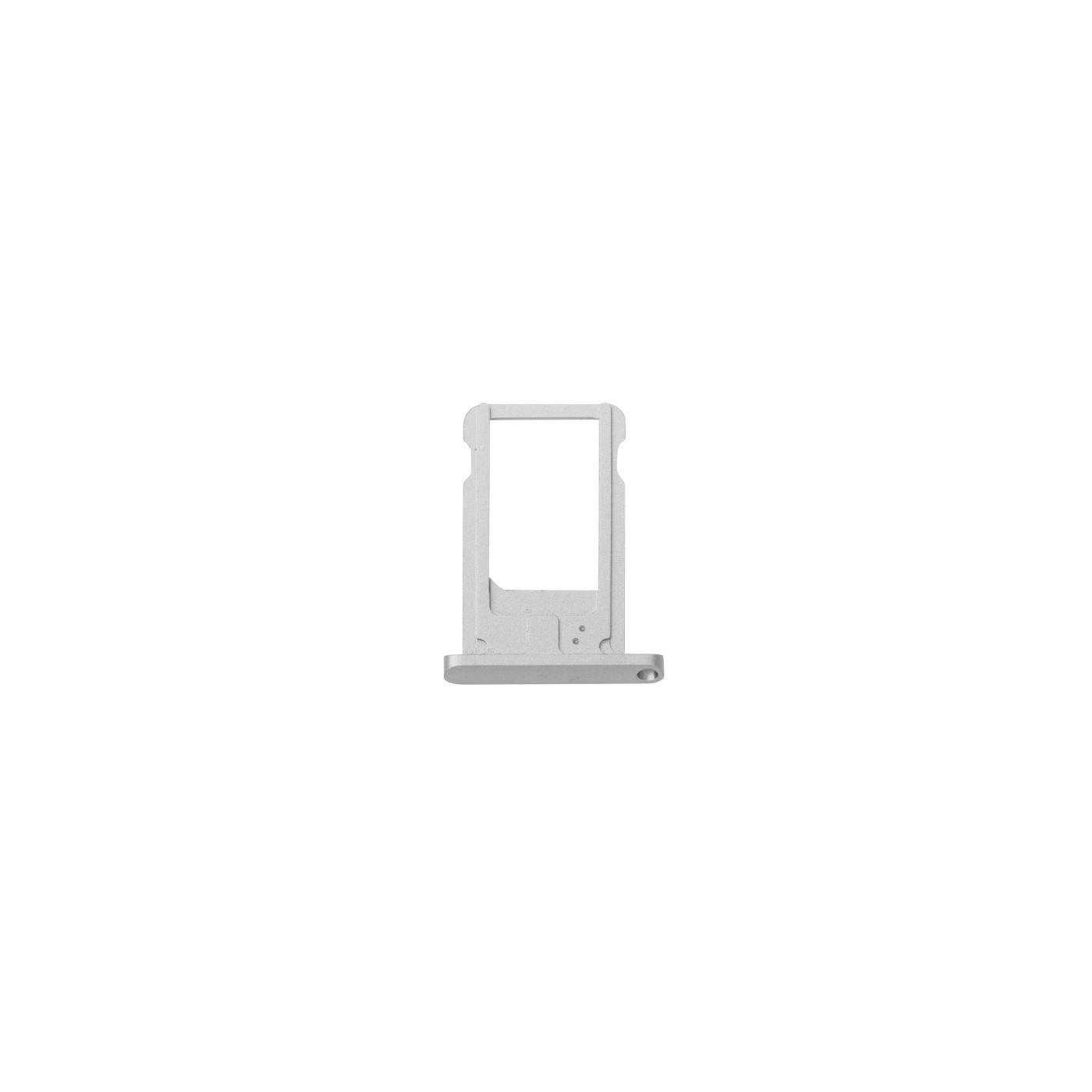 Sleigh sim card port for iPad Air 2 - 6 iPad Silver cart parts