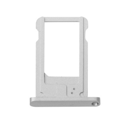 Porte-cartes traîneau pour iPad Air 2 - iPad 6 Silver cart de secours