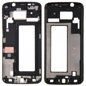 Marco de carcasa de marco lcd para Samsung Galaxy S6 Edge G925
