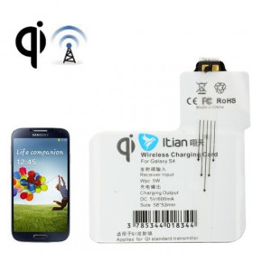 Wireless Charging Receiver for Samsung Galaxy S4 i9500 standard Qi