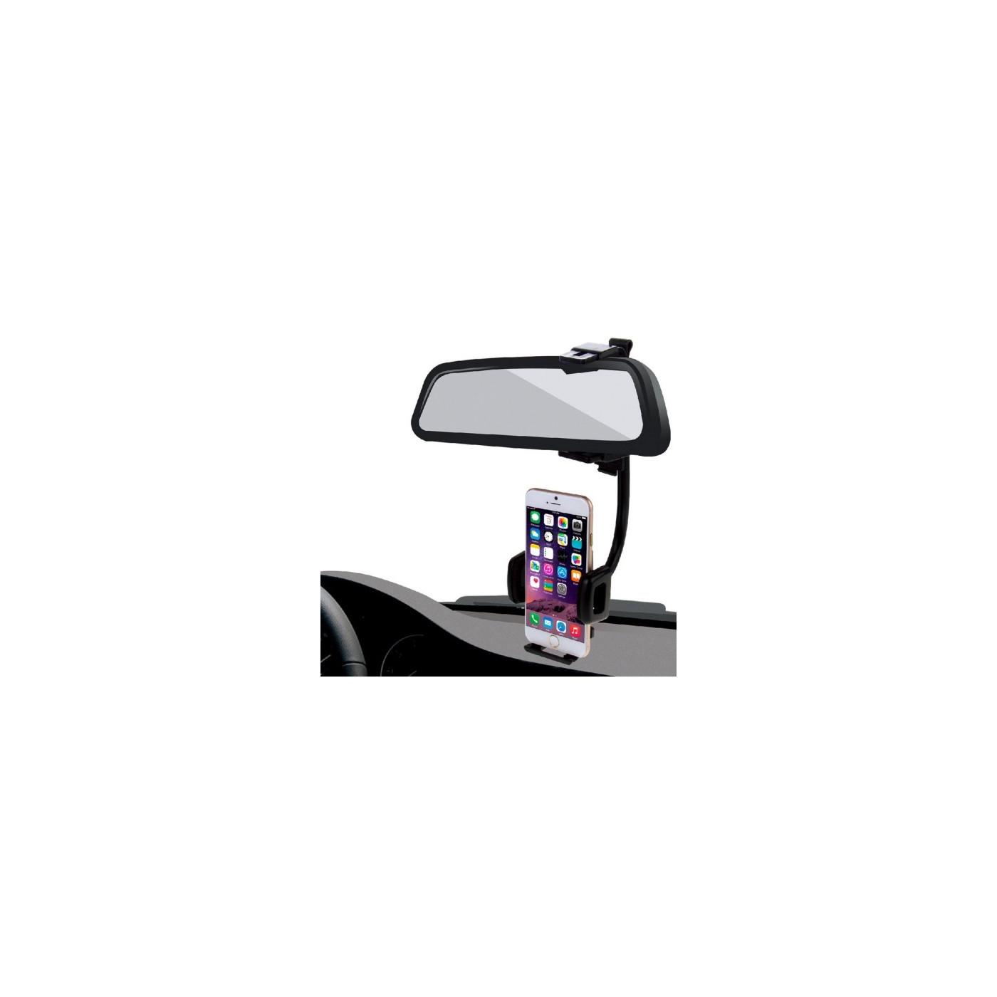 Porta smartphone fino a 5 5 pollici per auto supporto for Supporto auto tablet 7 pollici