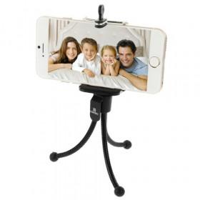 Fotografía de soporte de trípode para cámaras móviles