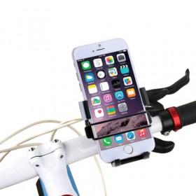 Porta smartphone fino a 5,5 pollici per bici moto supporto per manubrio