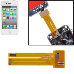 LCD Test for iPhone 4 - 4S flat flex cable tester extender