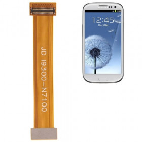 LCD Test Galaxy Note II flat cable extender flex tester