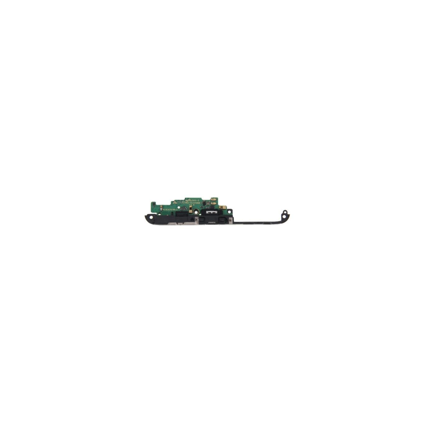 Conector plano flexible Carga de datos del puerto de carga Huawei Ascend Mate 7