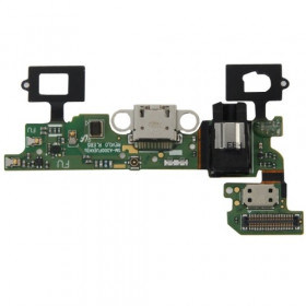 Conector de carga plana y flexible para Galaxy A3 A300 dock data