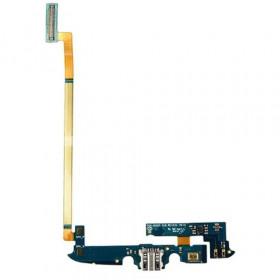 Conector de carga plana y flexible para el muelle de carga Galaxy S4 Active i9295