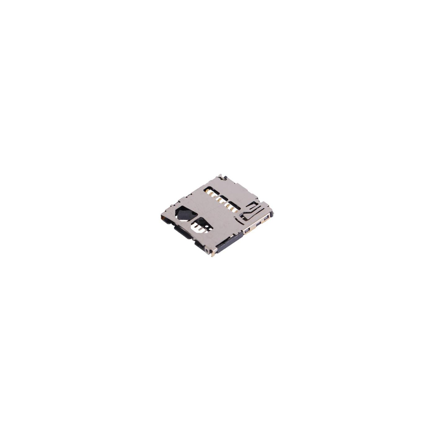 Sim Kartensteckplatz Kartenleser für Samsung Galaxy S i9000