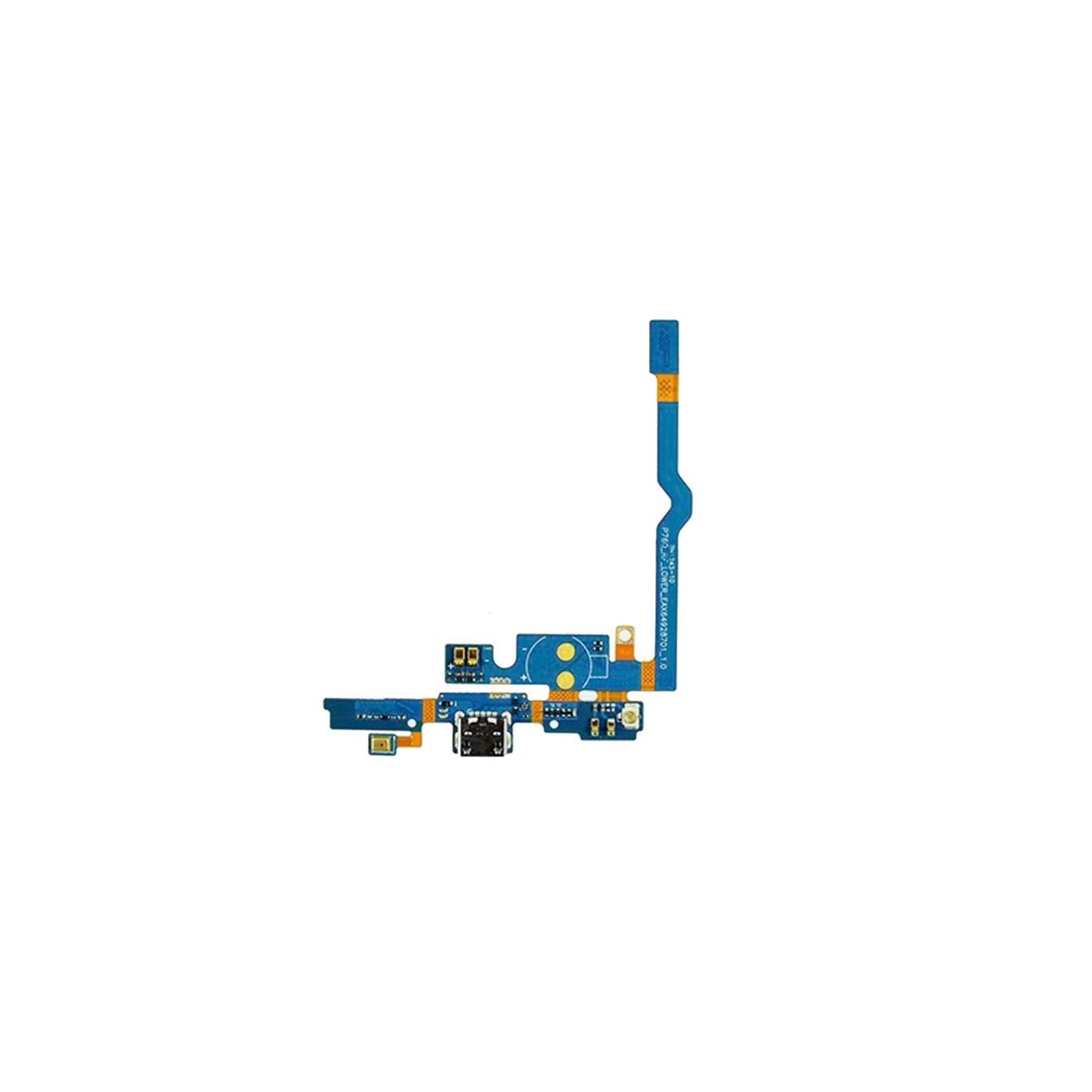 Flat Flex Ladeanschluss für LG P760 - Optimus L9 Ladedock