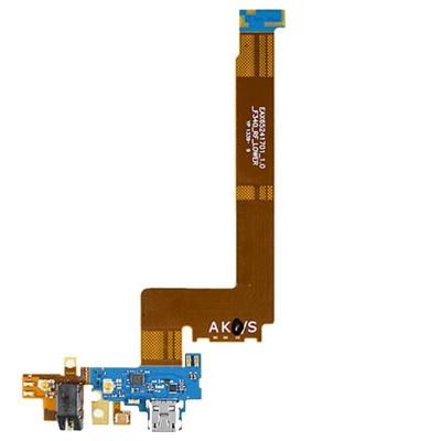Flat flex charging connector for charging dock LG G Flex