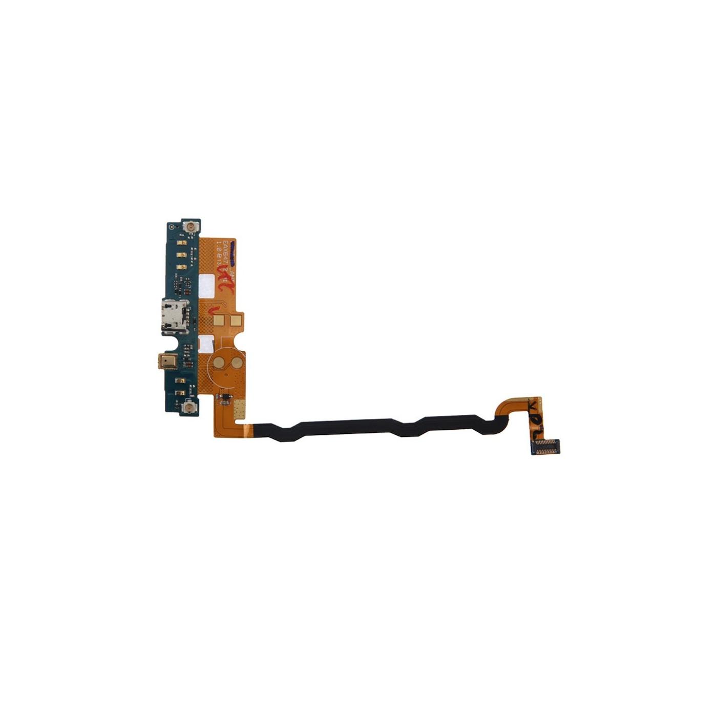 Flacher Flex-Ladestecker für LG Escape P870 Ladedock