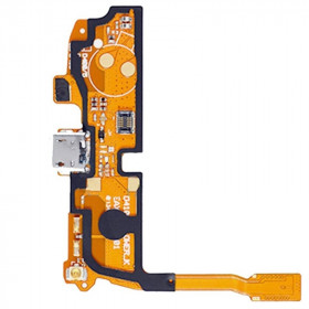 Flat flex charging connector for LG Optimus L90 D405 charging dock