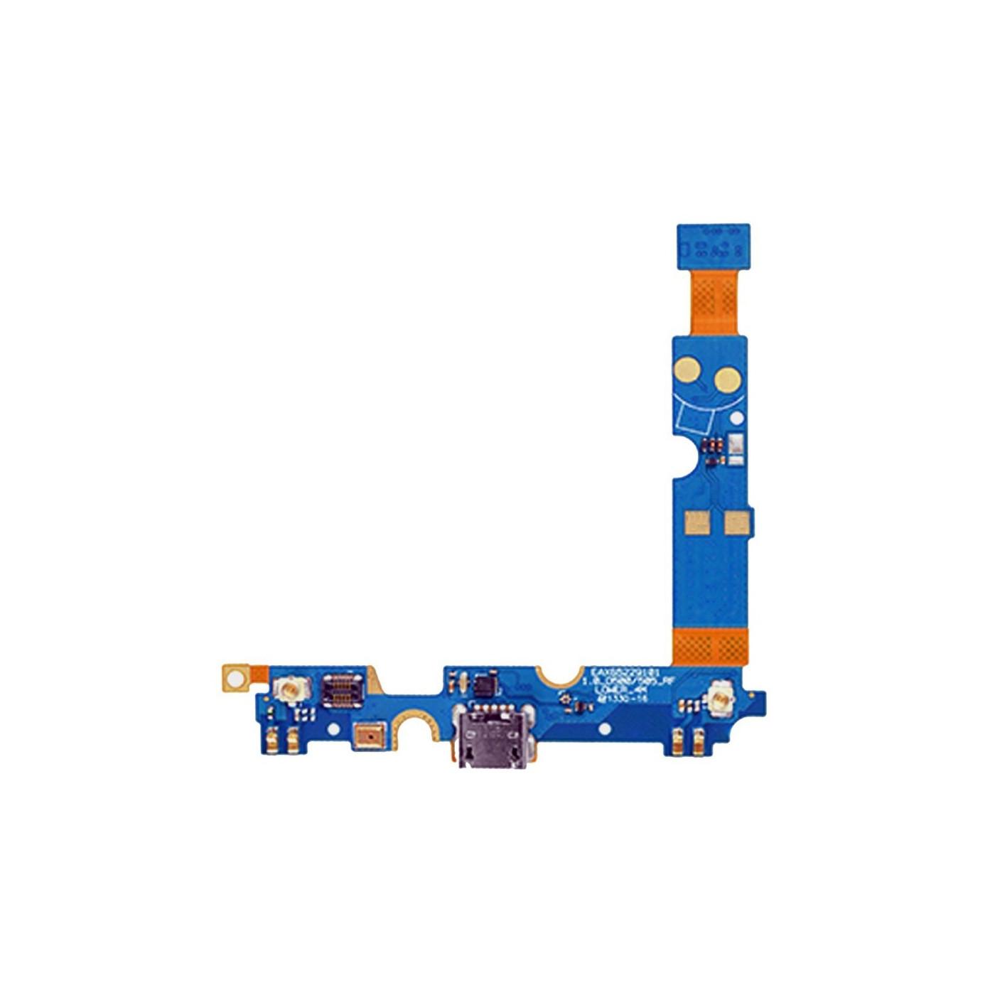 Flat Flex Ladestecker für LG Optimus F6 D500 D505 Ladestation